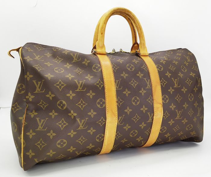 Louis Vuitton - Keepall 45 Boston Travel bag