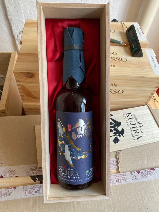 Kujira 1989 30 years old Limited edition 30 years - One of 999 bottles - b. 2019 - 700ml