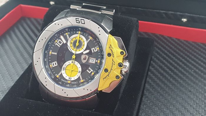 "Tonino Lamborghini - Chronograph Swiss made - ""NO RESERVE PRICE"" - Men - 2011-present"