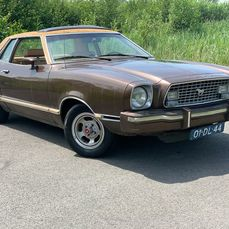 Ford - MUSTANG II GHIA 2.8 AUT - 1974