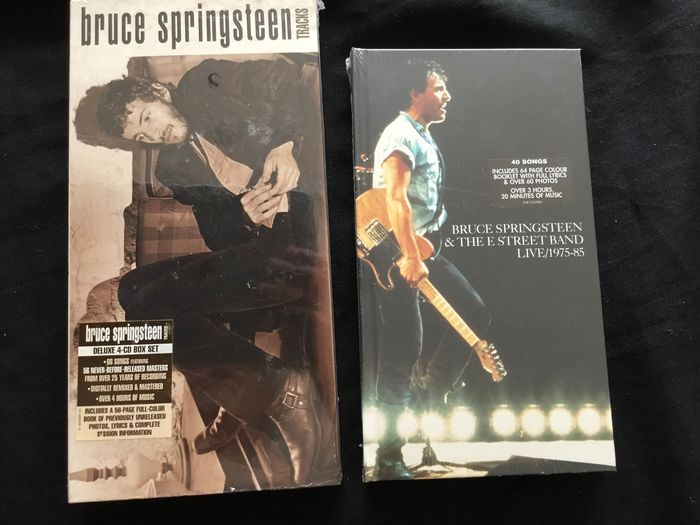 Bruce Springsteen - CD Box set - 1998/2002