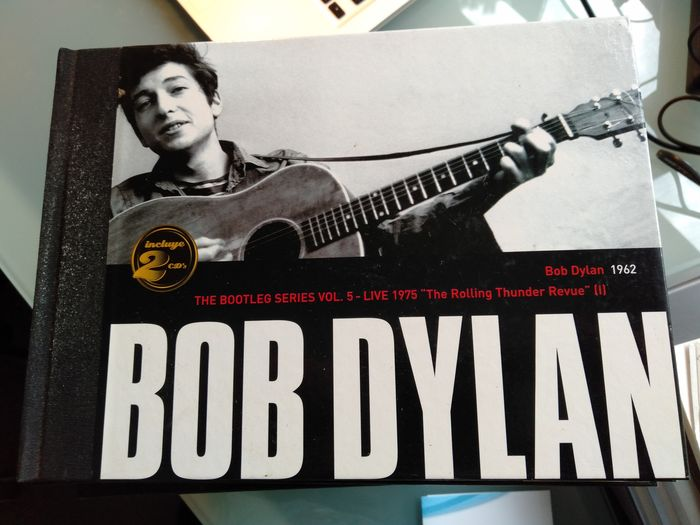 Bob Dylan - EncIclopedia collection 25 books + 50 cds - Multiple titles - Various media - 2007/2008