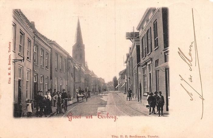 The Netherlands (varied, interesting and valuable lot) - Postcards (50) - 1905