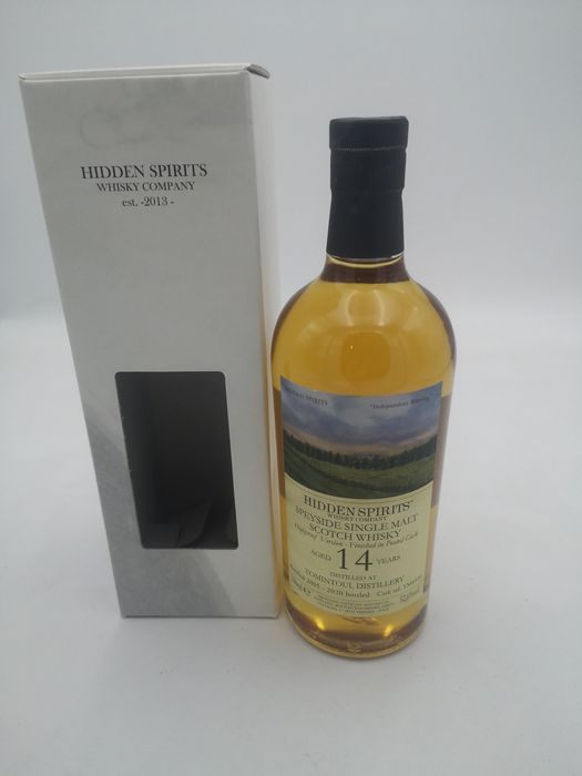 Tomintoul 2005 14 years old - Hidden Spirits - b. 2020 - 70cl