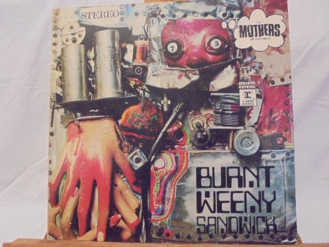 Frank Zappa (& The Mothers of Invention) - Burnt Weeny Sandwich / Bongo Fury / Chunga's Revenge - Multiple titles - LP's - 1973/1976