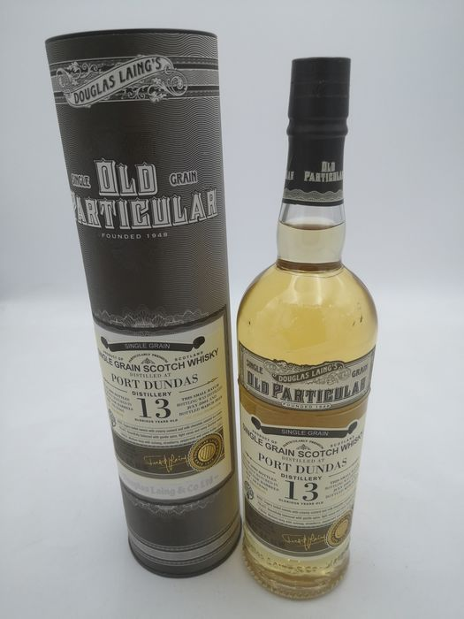Port Dundas 2004 13 years old Old Particular - Douglas Laing - 70cl
