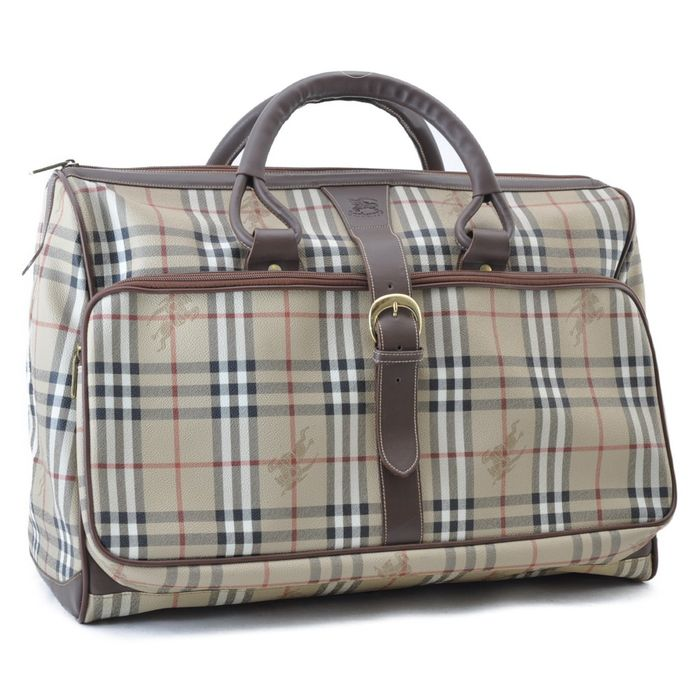 Burberrys Boston Bag