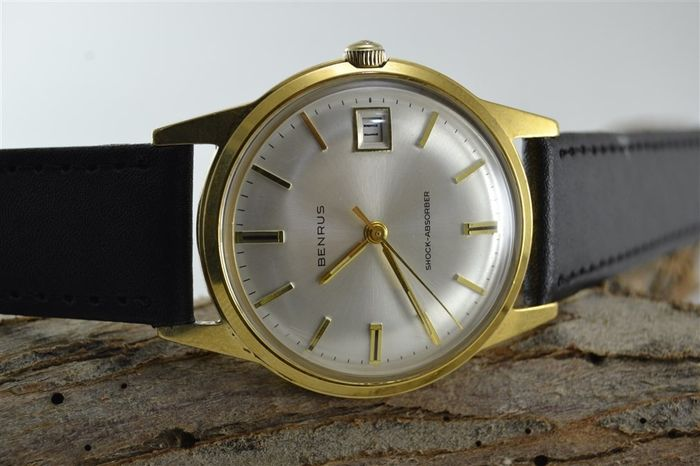 Benrus - Vintage - Model DR2L5 - Men - 1950-1959
