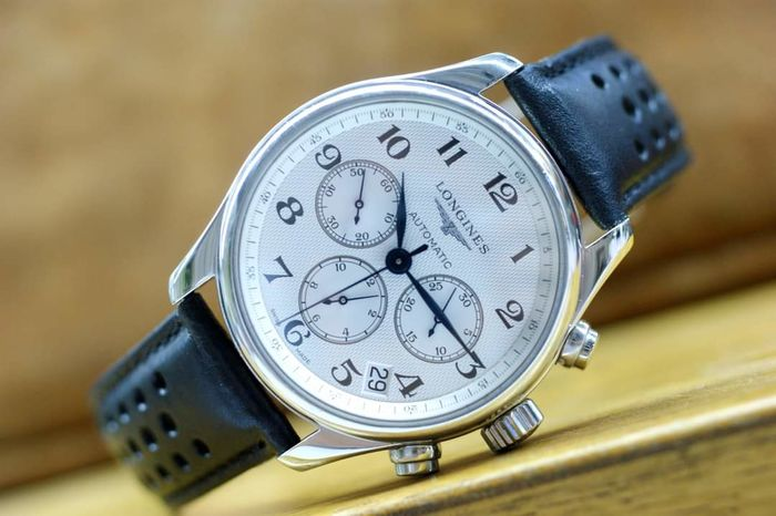 Longines - Master Collection Chronograph - L2.693.4 - Heren - 2011-heden