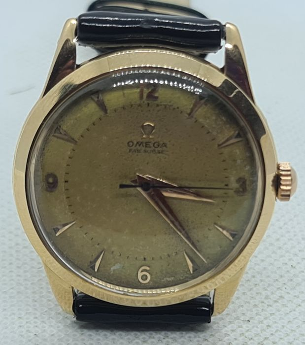 Omega - Kaliber 283 - NO RESERVE PRICE - Men - um 1950