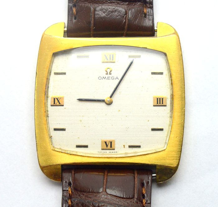 """Omega - """"NO RESERVE PRICE"""" - cal. 620 - Unisex - 1960-1969"""