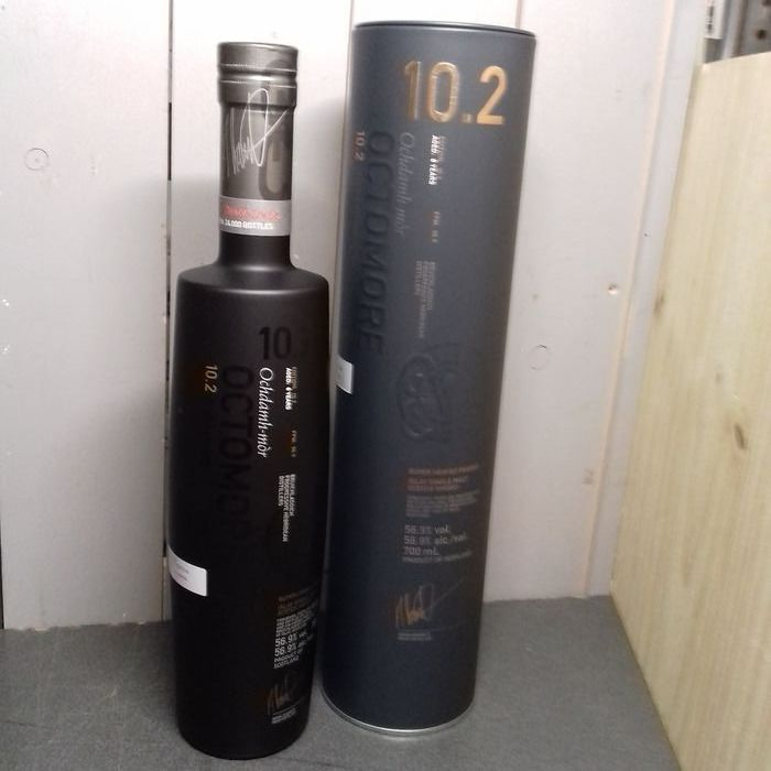 Octomore 8 years old Edition 10.2 - Original bottling - 700ml