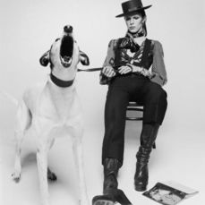 Terry O'Neill (1938-2019) - David Bowie, Diamond Dogs, 1974