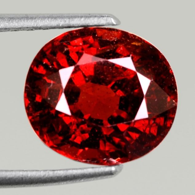 1 pcs Rot Spinell - 5.64 ct
