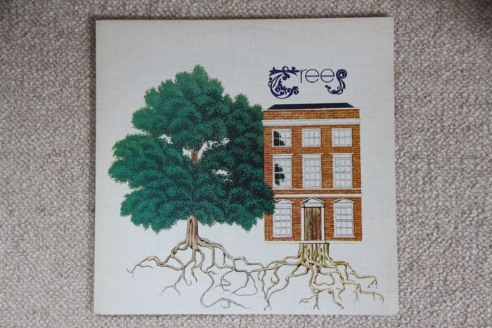 Trees - The Garden Of Jane Delawney - Album LP - 1987