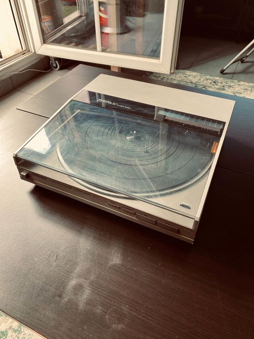 Technics - SL-5 - Fully automatic - Turntable