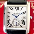 Watch Auction (Cartier)