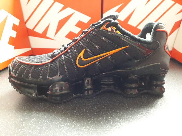 Nike - Shox TL Sneakers - Size: EU 39, UK 5.5