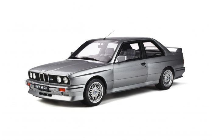 Otto Mobile - 1:12 - Bmw - E30 M3 Street Big Scale NEW Extremely RARE
