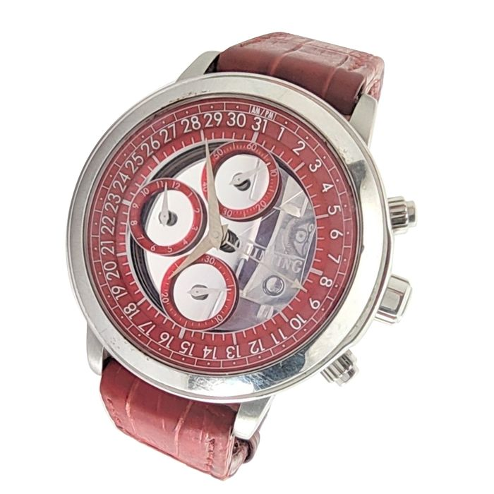 Quinting - Mysterious Chronograph - 081/02 - Mænd - 2000-2010