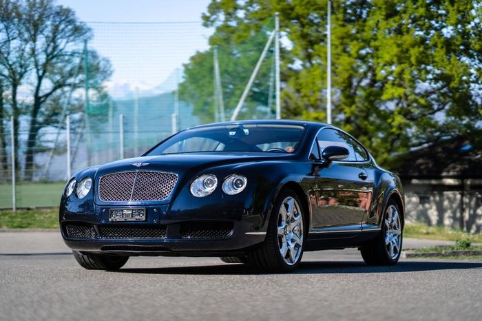 Bentley - Continental GT Mulliner Pack - 2004