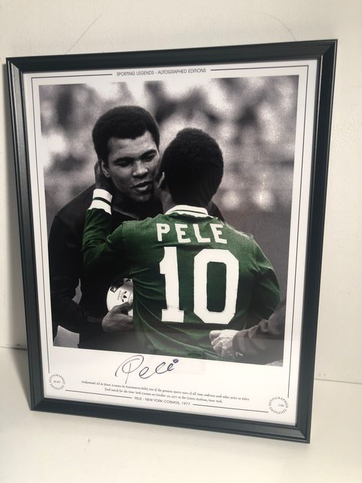 Football World Championships - Pelé - Photograph
