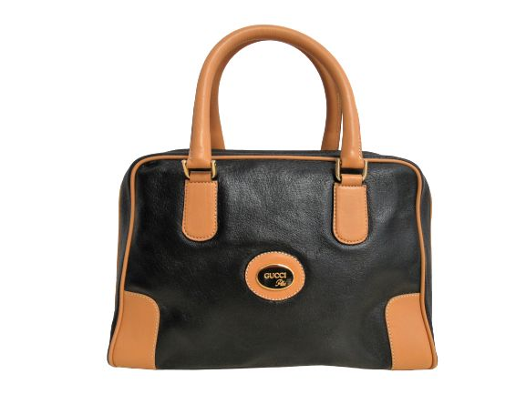 Gucci - Boston in pelle Handbag
