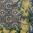 Italian Tapestry & Linen Auction