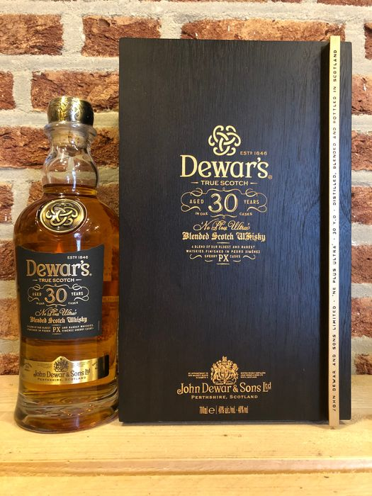 Dewar's 30 years old PX Finish - 70cl