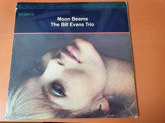 Bill Evans - Bill Evans Trio Moonbeams - LP album - 1962
