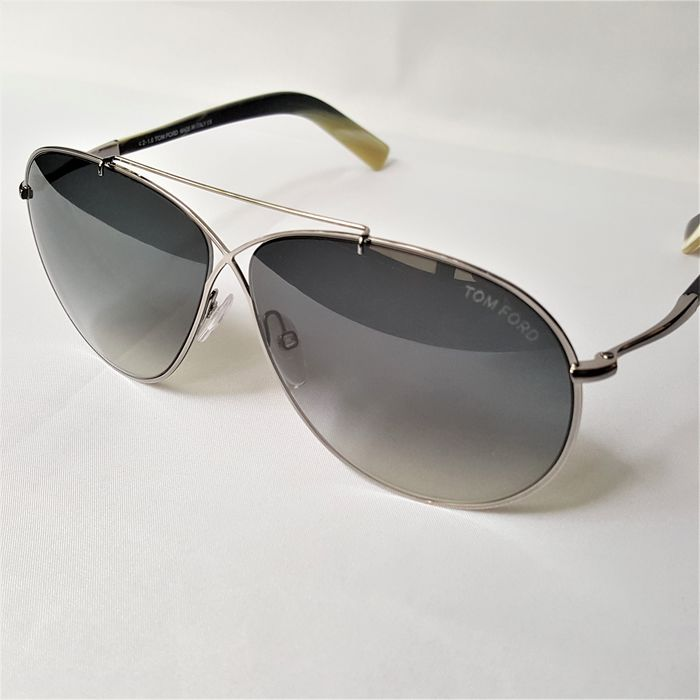 Tom Ford - Aviator Metal Special Bridge - New - Made in Italy - 2020 Sunglasses