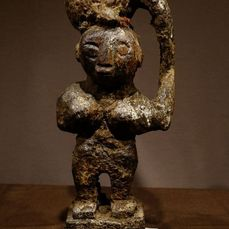 Fetish - Wood - Boccio - Fon - Benin