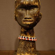 Head - Wood - Boki - Anyang - Nigeria