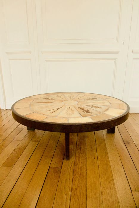 Roger Capron - Coffee table