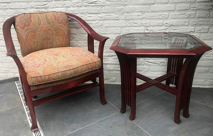 Giorgetti - Chair, Table