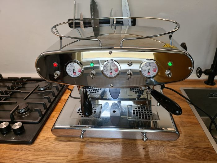 Francis Francis - Illy - Espresso machine Francis Francis Iperespresso X2 (1) - Modern - Staal (roestvrij)
