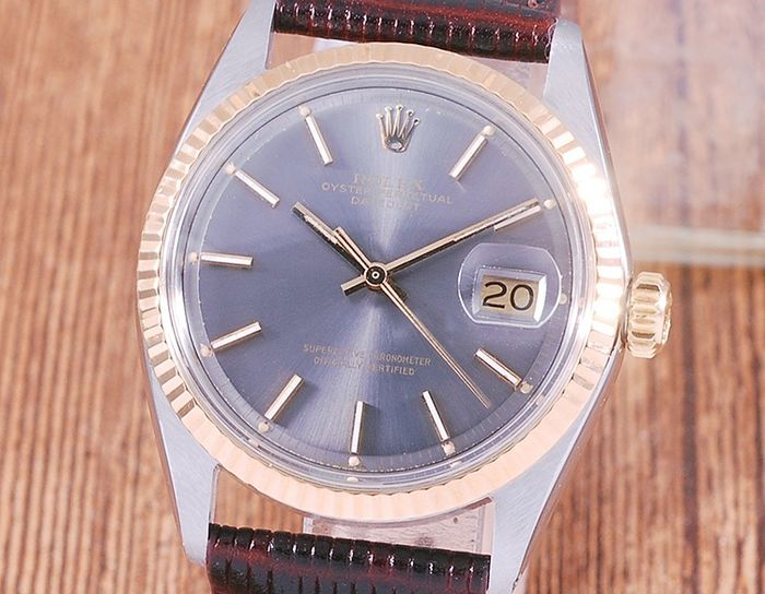 Rolex - Oyster Perpetual Datejust - 1601 - Uomo - 1970-1979