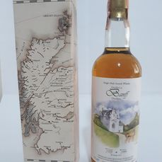 Banff 1978 20 years old - Scottish Castles - b. 1999 - 70cl
