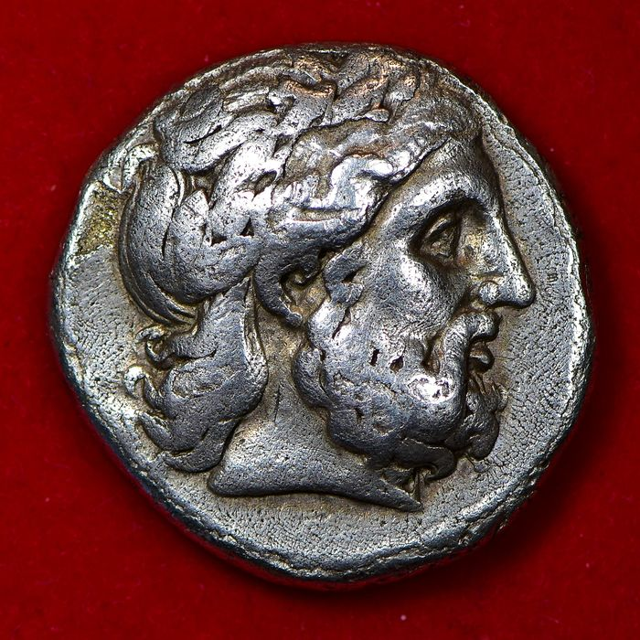 Greece (ancient) - Kingdom of Macedonia. AR Tetradrachm, Philip II (359-336 BC) - Silver