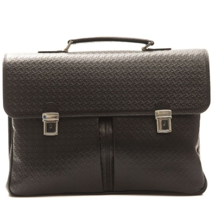 Billionaire Couture - NEW - Leather - Briefcase