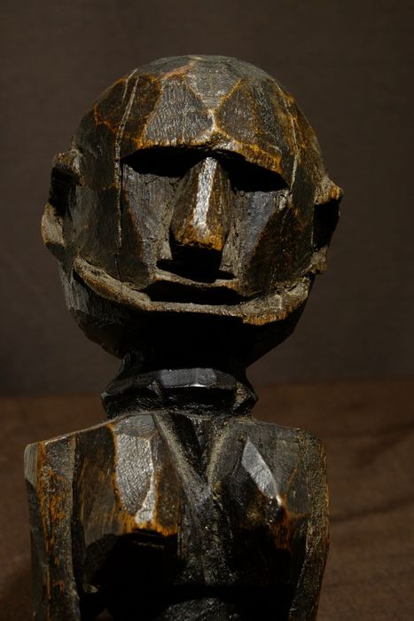 Figure - Wood - Provenance  Herman Haan - Dogon - Mali
