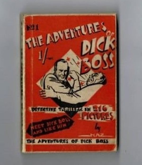 Dick Bos - The adventures of Dick Boss No. 1 - The case of Dr. Watton - Pocket - 1st edition - (1947)