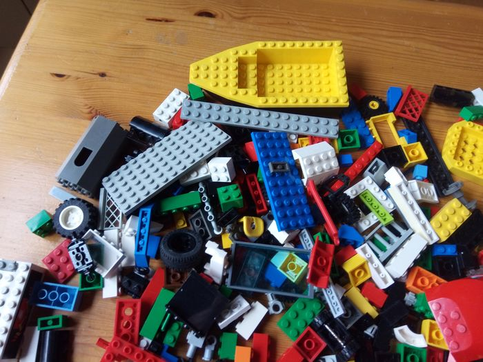 Image 3 of LEGO - Assorti - 3.5 kg very nice Lego