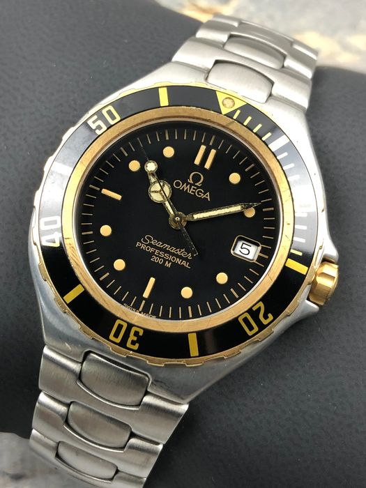 "Omega - Seamaster Professional 200m (pre Bond) - 396.1061 ""NO RESERVE PRICE"" - Men - 1990-1999"