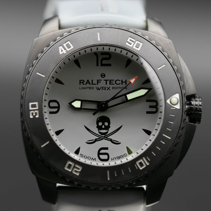 "Ralf Tech - Ralf WRX ''A'' Hybrid black PIRATES ""NO RESERVE PRICE"" - Uomo - 1990-1999"