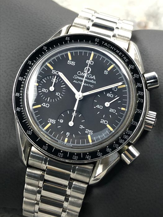 "Omega - Speedmaster Reduced Chronograph Automatic - 3510.50.00 ""NO RESERVE PRICE"" - Men - 1990-1999"