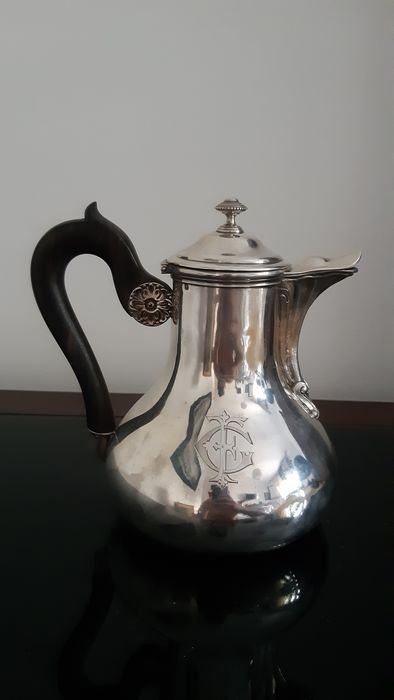 Teapot (1) - .950 silver - Odiot - France - Second half 19th century
