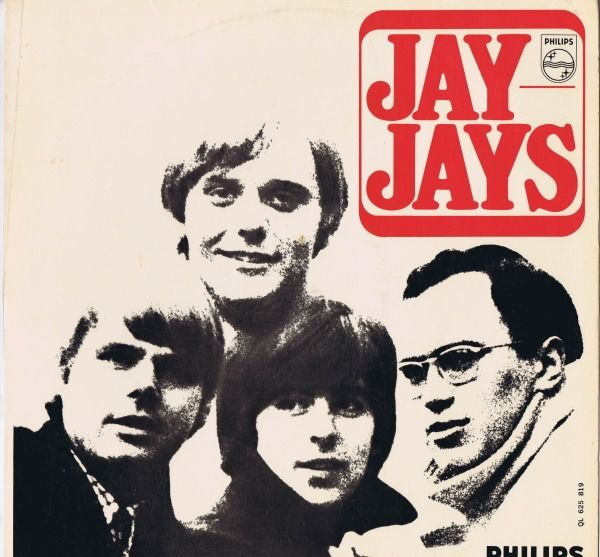 Jay-Jays - Jay-Jays (Garage Rock, Rhythm & Blues, Nederbeat) - LP Album - 1966