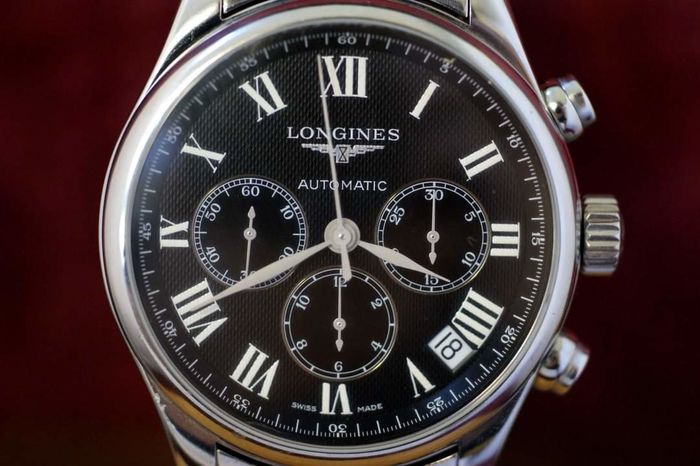 Longines - Master Collection Automatic Chronograph - L2.693.4 - Heren - 2011-heden
