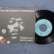 Jimi Hendrix Experience - Voodoo Chile / Have You Ever Been - Singolo 45 Giri - 1971